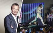 Peter Kohl schwärmt von Lewis Hamilton