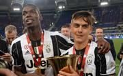 Paulo Dybala gegen Paul Pogba: Mega-Tausch zwischen Juventus und Man United?