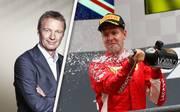Peter Kohl glaubt fest an Sebastian Vettel und Ferrari
