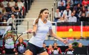 Antonia Lottner gibt ihr Debüt im Fed Cup