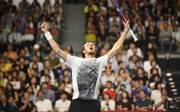 Daniil Medwedew hat seinen dritten Turniersieg in diesem Jahr gefeiert