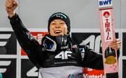Ryoyu Kobayashi feierte den sechsten Sieg in Folge