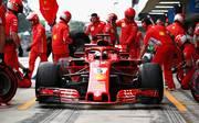 Sebastian Vettel will in der nächsten Saison wieder einen WM-Erfolg