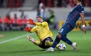 Düsseldorf verzweifelte an VfB-Keeper Ron-Robert Zieler