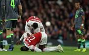 Danny Welbeck wird dem FC Arsenal lange fehlen