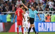 Hat den Ärger der Serben auf sich gezogen: Schiedsrichter Felix Brych