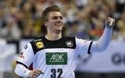 Franz Semper spielt ab kommender Saison bei der SG Flensburg-Handewitt