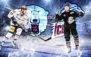 Die Eisbären Berlin und die Thomas Sabo Ice Tigers liefern sich eine packende Halbfinal-Serie in den DEL-Playoffs