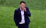 Fernando Hierro übernahm Spaniens Nationalteam zwei Tage vor WM-Beginn als Interimstrainer
