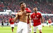 1. FSV Mainz 05 v FC Schalke 04 - Bundesliga: Karim Onisiwo