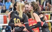 Die Frauen des SC Potsdam feierten den dritten Sieg in Serie