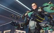 Overwatch: Rollenwahl und neuer Held Sigma sind jetzt live