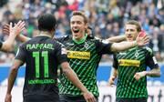 1899 Hoffenheim-Borussia Mönchengladbach-Bundesliga-Raffael-Max Kruse
