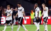 Deutschland steht vor dem Frankreich-Spiel unter Druck
