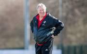 Horst Hrubesch ist derzeit der Interimscoach der deutschen Frauen-Nationalmannschaft