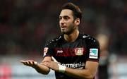 Hakan Calhanoglu wird in dieser Saison nicht mehr für Bayer Leverkusen spielen