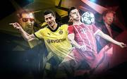 Robert Lewandowski: Karriere in Bilder