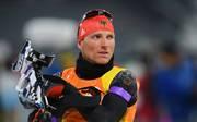 Erik Lesser will sich beim Weltcup-Finale auf das Sportliche konzentrieren