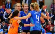 Volleyball, Frauen: SC Potsdam - Allianz MTV Stuttgart LIVE im TV & Stream