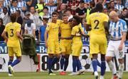 Der FC Chelsea übernahm mit einem klaren Sieg in Huddersfield die Tabellenführung der Premier League