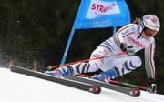 Ski alpin, Riesenslalom in Spindlermühle mit Rebensburg, Shiffrin , Viktoria Rebensburg ist beim Riesenslalom in Spindlermühle auf das Podest gefahren
