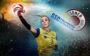 Louisa Lippmann wurde zur Volleyballerin des Jahres gekürt