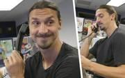 Telefonstreich: Zlatan Ibrahimovic überrascht Fan von LA Galaxy