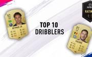Neymar und Eden Hazard gehören zu den besten Dribblern bei FIFA 19