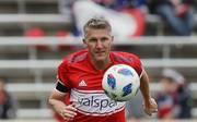 Bastian Schweinsteiger spielte gegen die Earthquakes die kompletten 90 Minuten durch