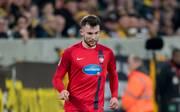 Der 1. FC Heidenheim schlägt Erzgebirge Aue