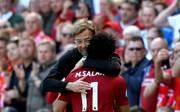 Mo Salah bricht den Tor-Rekord in der Premier League
