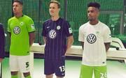 Die Neuzugänge des VfL Wolfsburg