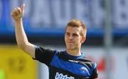 Uwe Huenemeier wechselte 2015 vom SC Paderborn nach England