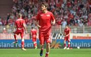 Atsuto Uchida wechselte von Bundesligist Schalke 04 für ein Jahr zu Zweitligist Union Berlin