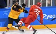 Felix Schütz war bei der unglücklichen Final-Niederlage gegen Russland bei Olympia dabei