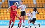 Die deutschen U19-Frauen steht im Halbfinale der EM