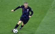 Mateo Kovacic holte mit Kroatien bei der Weltmeisterschaft in Russland die Silbermedaille