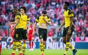 Abwehr des BVB gegen den FC Bayern