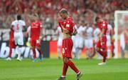 Sebastian Andersson ging mit Union Berlin gegen RB Leipzig unter