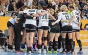 Für das Achtelfinale gegen Dänemark haben sich die DHB-Damen viel vorgenommen