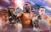 Anthony Joshua, Deontay Wilder, Parker