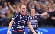 Handball, HBL: Glandorf und Wiencek kritisieren Überbelastung, Holger Glandorf (links) fordert eine längere Sommerpause