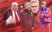 Trainer FC Bayern Uli Hoeneß Jürgen Klopp, Jupp Heynckes, Sören Lerby