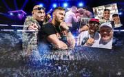 Axel Schulz traf in Las Vegas sowohl Tyson Fury als auch Tom Schwarz