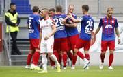 Uerdingen ist vor dieser Saison erst in die 3. Liga aufgestiegen
