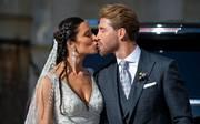 Sergio Ramos heiratet - Bilder von Traumhochzeit