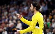 Handball, EHF-Cup-Auslosung: Füchse Berlin sielen gegen TSV Hannover-Burgdorf , Silvio Heinevetter wurde in der vergangenen Saison EHF-Cup-Sieger mit Berlin