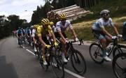 Giulio Ciccone will sein Gelbes Trikot bei der Tour de France verteidigen