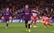 Barca mit Doppelschlag zum Titel - Atleti bricht ein