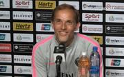 PSG-Trainer Thomas Tuchel spricht über das Transfer-Karussell in Paris